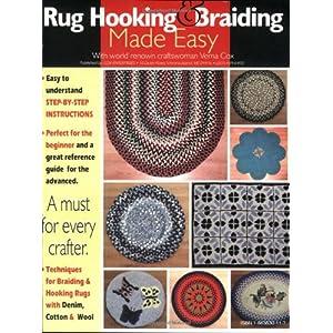 Rug Hooking & Braiding Made Easy
