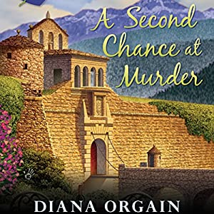 A Second Chance at Murder Audiobook