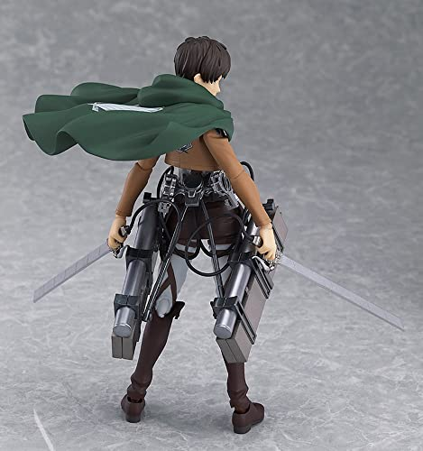 Attack on Titan: Eren Yeager Figma Action Figure