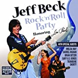 Jeff Beck Rock n Roll Party Honoring Les Paul (180 gram vinyl) [VINYL]