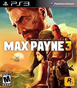 Max Payne 3 - PlayStation 3 Standard Edition