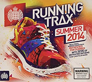 Ministry Of Sound: Running Trax Summer 2014