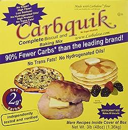 Carbquik Baking Mix, 6 Lbs (2 Pack)