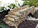 Fairy Garden Stone Walkway Bridge