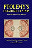 Ptolemys Catalogue of the Stars: A Revision of the Almagest