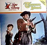 Treasure Island 12 Laserdisc