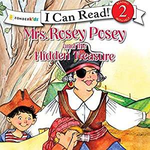 Mrs. Rosey Posey and the Hidden Treasure Audiobook