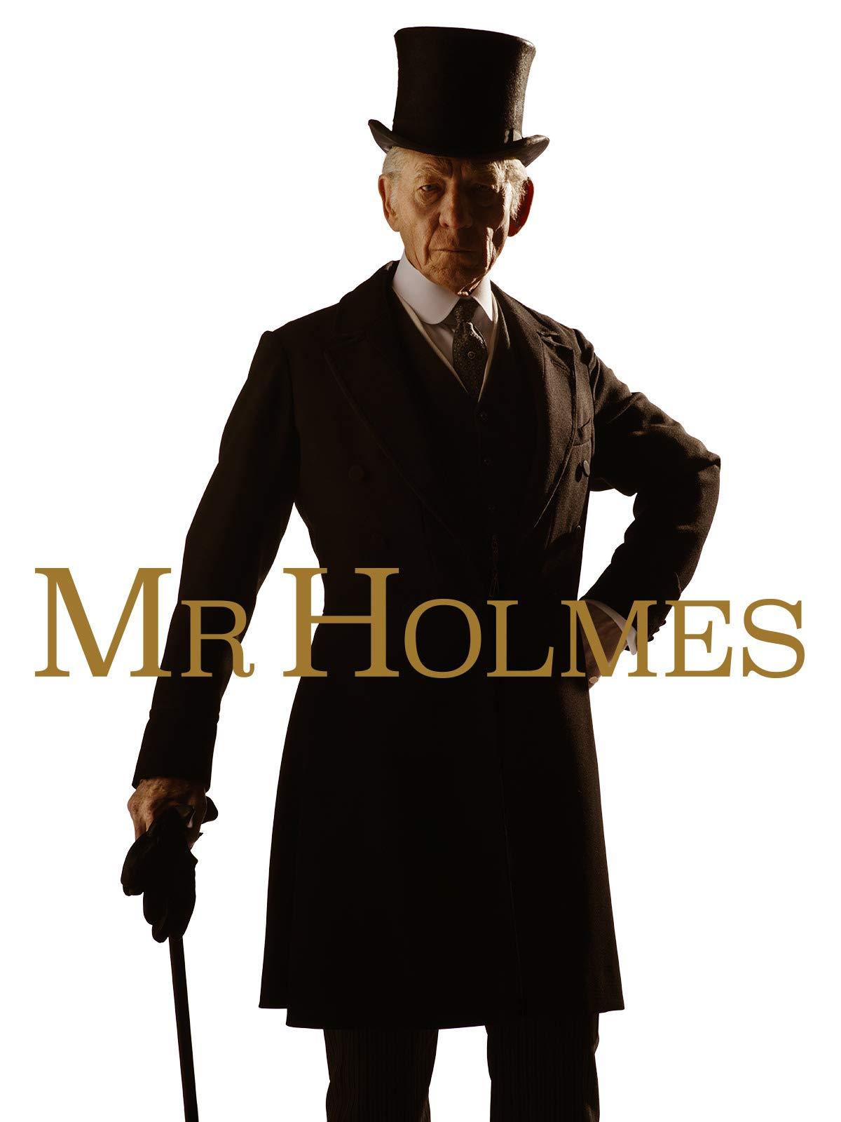 Mr Holmes on Amazon Prime Video UK