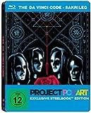 The Da Vinci Code - Sakrileg (PopArt Steelbook) (FSK 12 Jahre) Blu-Ray