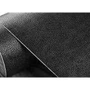 Peel & Stick Cow Faux Leather Bubble Free Interior Film GL7000-1 : 47.24 inch X 14.74 inch by Leather pattern contact paper