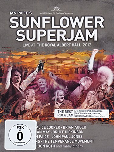 Ian Paice's Sunflower Superjam - Live at The Royal Albert Hall 2012 (+CD)