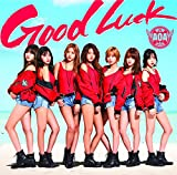 Good Luck (Japanese ver.)-AOA