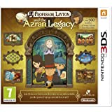 Professor Layton and The Azran Legacy (Nintendo 3DS)