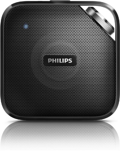Philips BT2500B/37 Wireless Portable Bluetooth Speaker