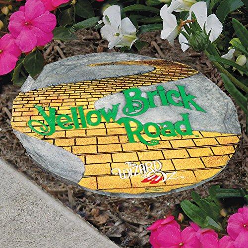 Of Oz Yellow Brick Road Decorative Stepping Stone Garden D Cor