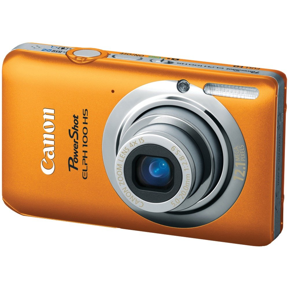 f orange camera fashion women
