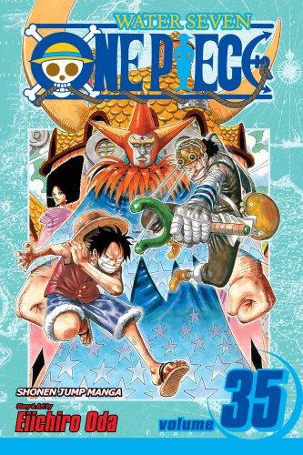 ONE PIECE ワンピース コミック35巻 (英語版)