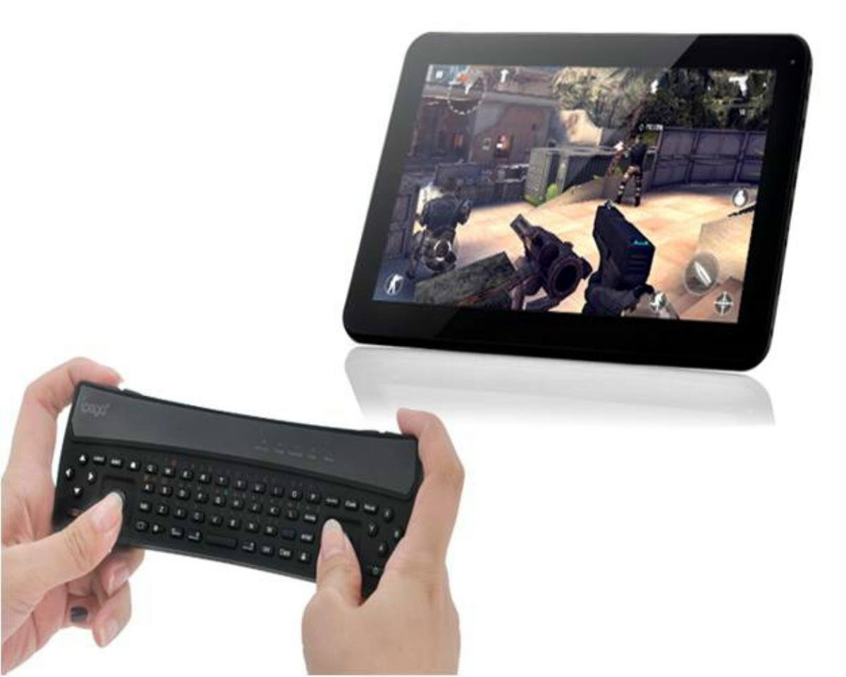 ipega pg ip123 wireless bluetooth 3 0 keyboard game controller ipad pc iphone ebay. Black Bedroom Furniture Sets. Home Design Ideas