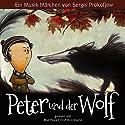 Peter und der Wolf Hörbuch von Sergej Prokofjew Gesprochen von: Matthias Ernst Holzmann