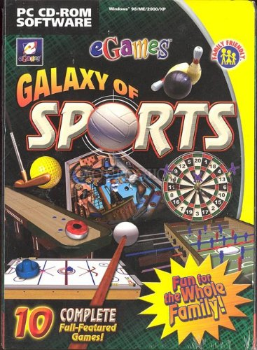 Galaxy of sports - PC - UK