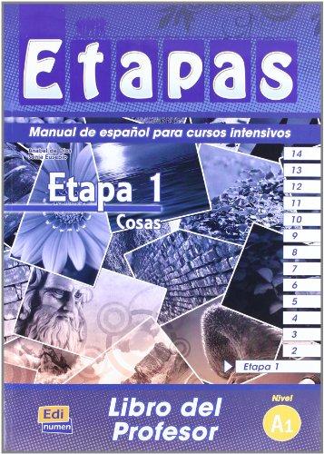 Etapa 1. Cosas - Libro del profesor (Etapas)