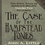 The Hampstead Ponies: The Final Tales of Sherlock Holmes, Book 2 | John A. Little