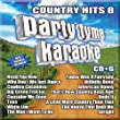 Party Tyme Karaoke: Country Hits 8