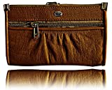 Sn Louis Canvas brown women Wallet 539