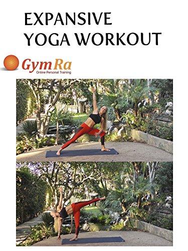 Expansive Yoga Workout