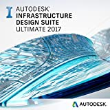 Autodesk Infrastructure Design Suite Ultimate 2017 Desktop Subscription | With Advanced Support | Free Trial Available