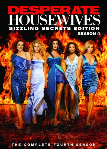 Desperate Housewives - Season 4 [DVD]