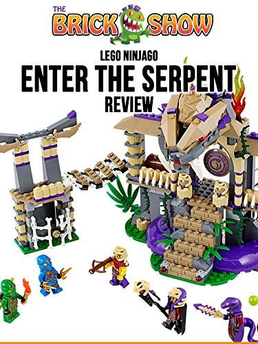 LEGO Ninjago Enter The Serpent Review