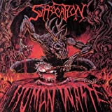Suffocation - Human Waste LP [Red]