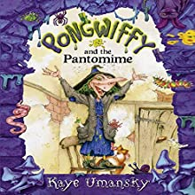 Pongwiffy and the Pantomime (       UNABRIDGED) by Kaye Umansky Narrated by Prunella Scales