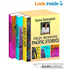 PRIZE-WINNING PACIFIC STORIES (SPECIAL EDITION BOXED SET VOL. I-III) HOUSE OF SKIN, CANNIBAL NIGHTS, OPIUM DREAMS