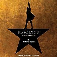 Hamilton (Original Broadway Cast Recording)(Explicit)(2CD)