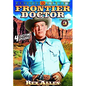 Frontier Doctor, Volume 3 movie