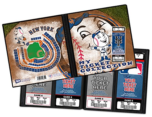 New York Mets Ticket Albums (Ny Mets Tickets compare prices)