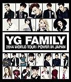 YG FAMILY WORLD TOUR 2014 -POWER- in Japan (Blu-ray Disc2���g)
