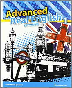 Advanced. Real English. Student's Book. 1º ESO: Amazon.es