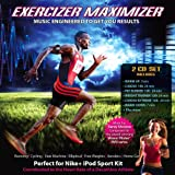 Exercizer Maximizer Vol. 1 & 2: Workout Music Engineered To Get You Results ~ Raney Shockne
