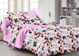 Story @ Home Pink COTTON Super Soft Double 1 Double Queen size Dohar/AC Quilt
