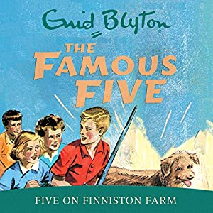 Famous Five: Five On Finniston Farm Audiobook