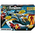 Hasbro - 377221480 - Figurine - Avengers - Quinjet Vhicule