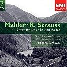 Mahler : Symphonie n� 6 - Strauss : Une vie de h�ros