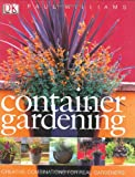 img - for Container Gardening book / textbook / text book