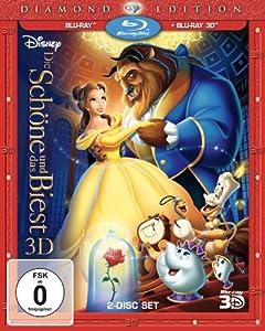 Die Schöne und das Biest - Diamond Edition  (+ Blu-ray) [Edizione: Germania]