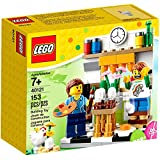 Lego Painting Easter Eggs Lego painting Easter eggs set 40121