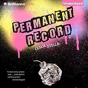 Permanent Record Audiobook