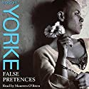 False Pretences Audiobook by Margaret Yorke Narrated by Maureen O'Brien